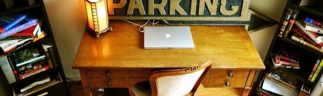 PARKING Desk