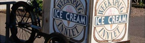 My Home is an Ice Cream Tricycle