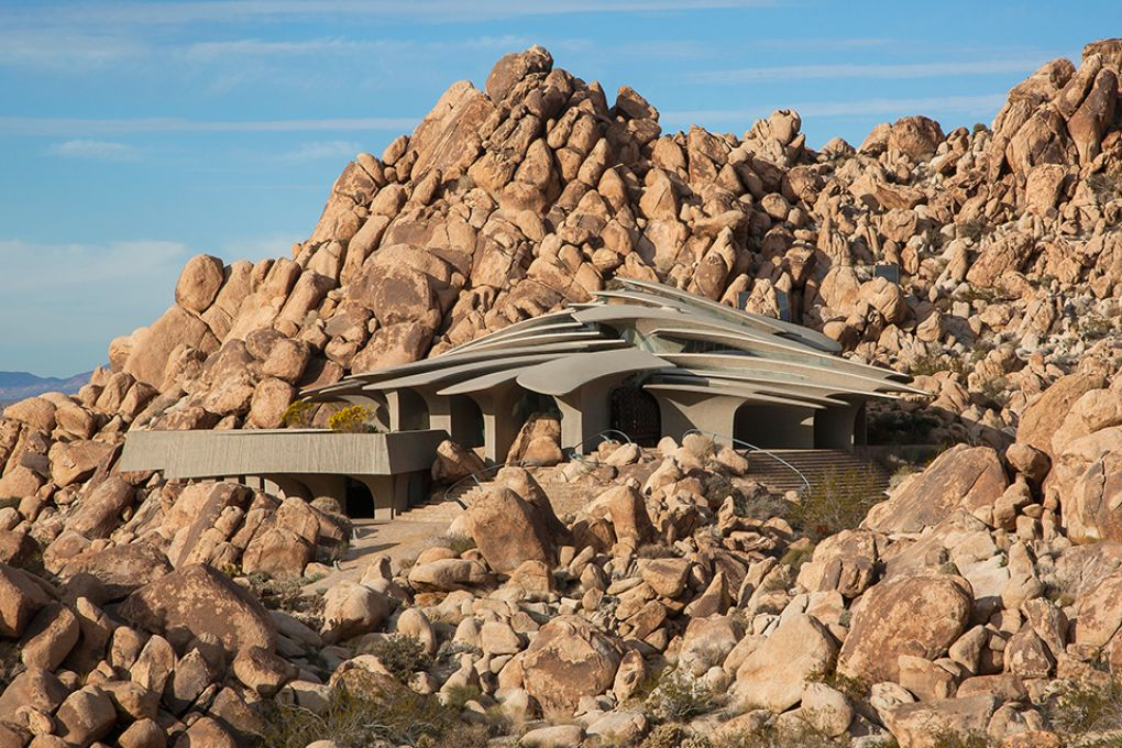 undisclosed address, Joshua Tree, CA
