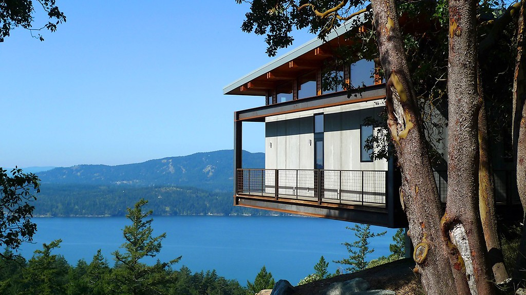 Cliffhanger looney listing for Homes for sale orcas island wa