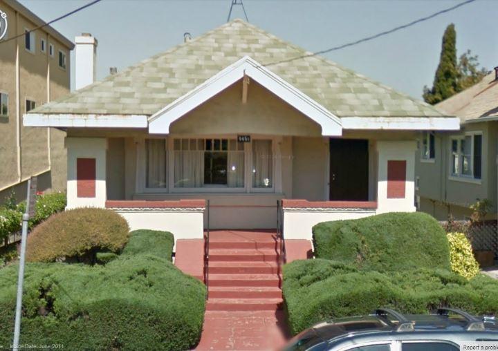5451 Broadway. Oakland, CA 94618