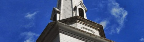 Not Just Any Steeple… THE Steeple.