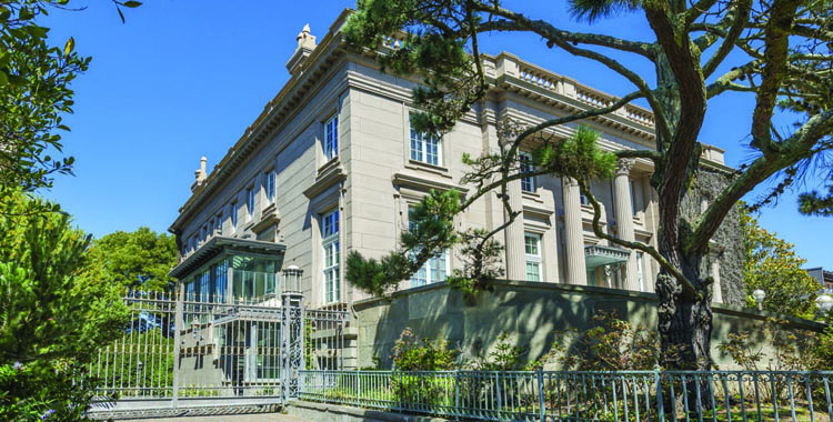 San Francisco's Most Expensive Listing is a Replica of Marie Antoinette's Private Getaway