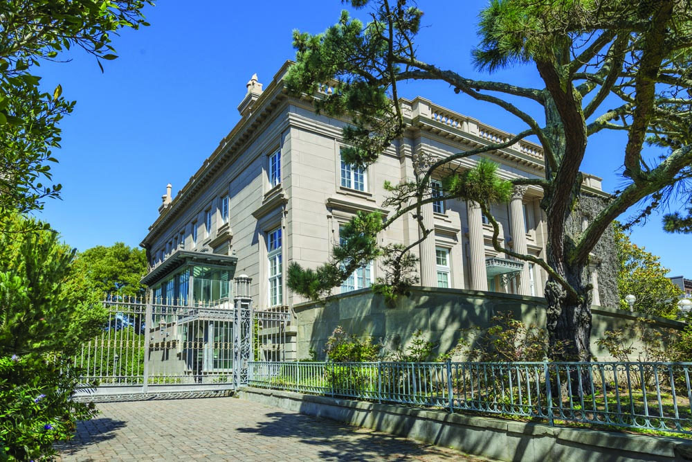 San Francisco S Most Expensive Listing Is A Replica Of