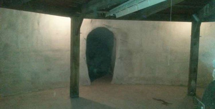 Because Every Home Needs a Creepy Basement Cave