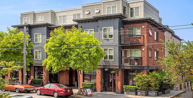 1909 10th Ave. W Unit 208, Seattle, WA 98119
