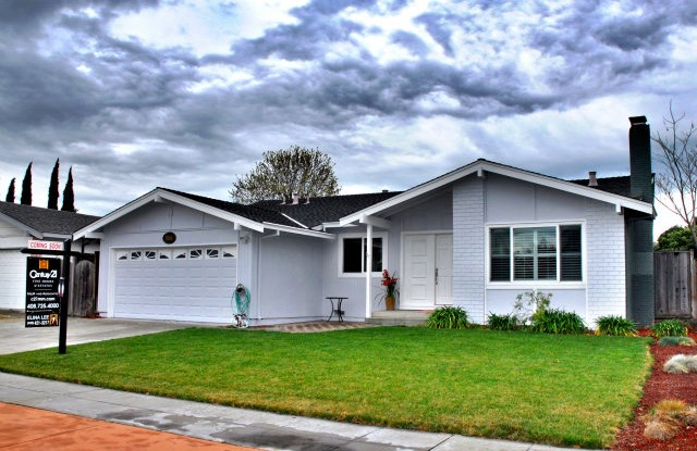5866 Zileman Ct., San Jose, CA 95123