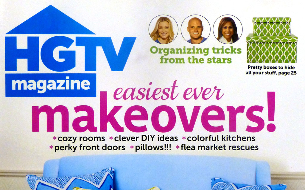 HGTV Magazine: January-February 2014